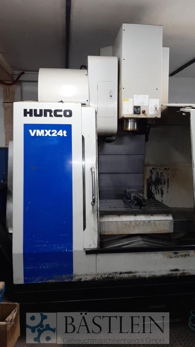 Обрабатывающий центр - вертикальный HURCO VMX 24t фото на Industry-Pilot