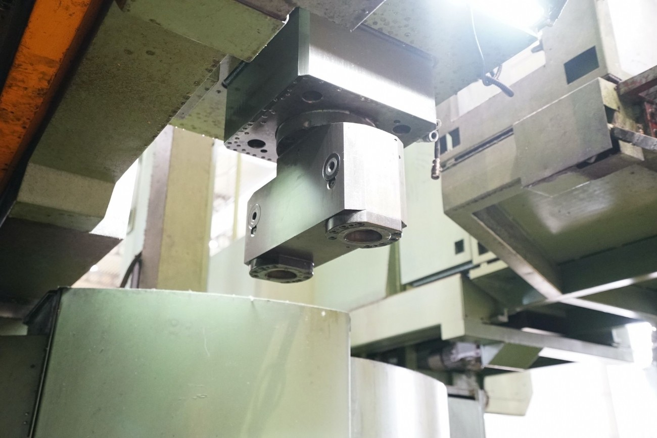 Вертикальный токарный станок PIETRO CARNAGHI AC57TM фото на Industry-Pilot