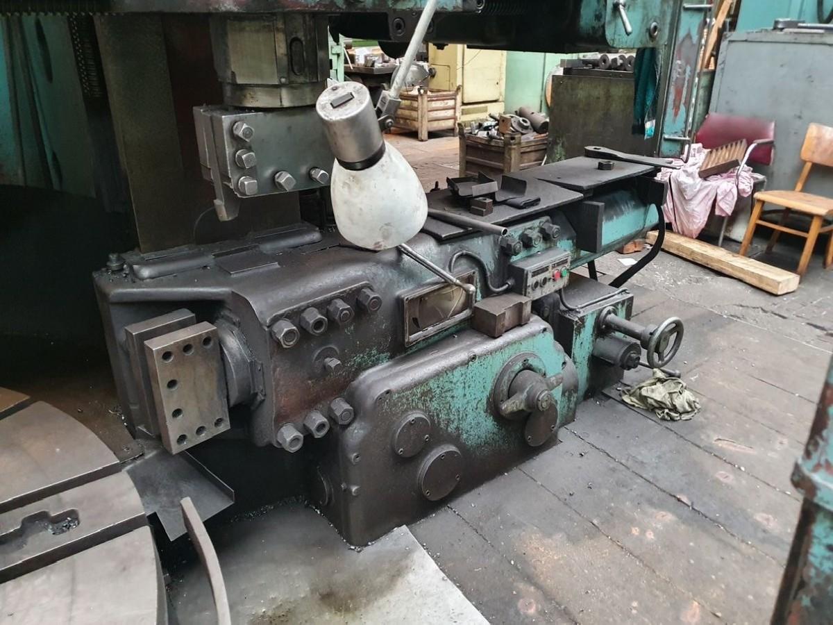 Карусельно-токарный станок - двухстоечный CKD BLANSKO SK 25 фото на Industry-Pilot