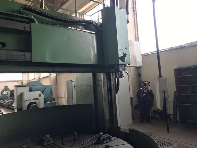 Карусельно-токарный станок - двухстоечный STANKO 1532 фото на Industry-Pilot