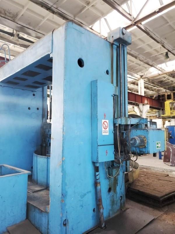 Карусельно-токарный станок - двухстоечный TITAN SC 33 фото на Industry-Pilot