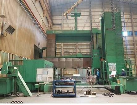 Карусельно-токарный станок - двухстоечный HANKOOK VTC 50/60 Y фото на Industry-Pilot