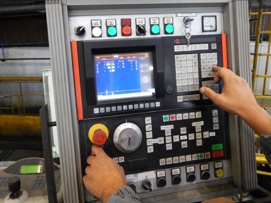 Карусельно-токарный станок - двухстоечный DOERRIES SH 600/6500 фото на Industry-Pilot