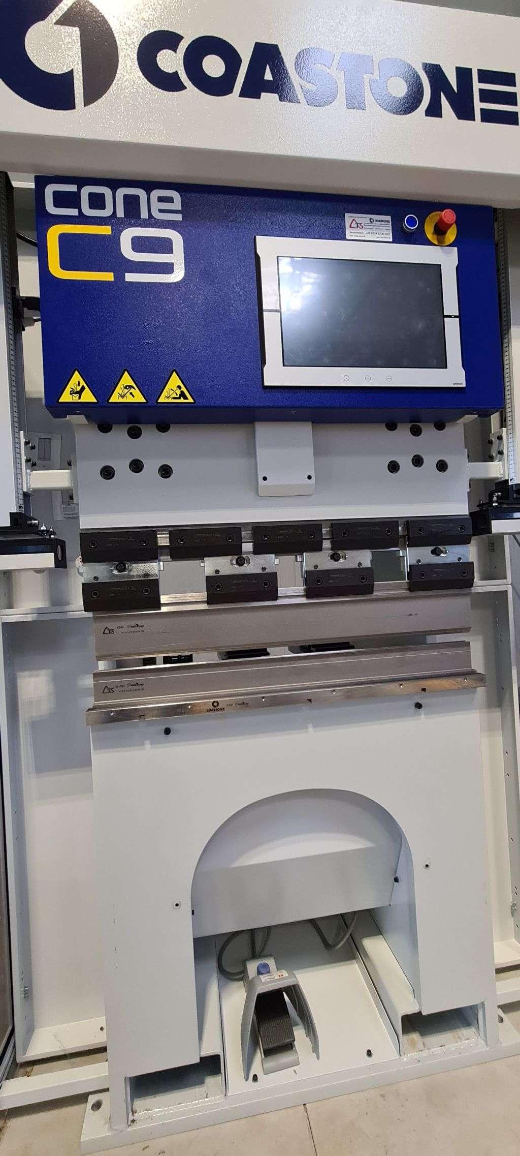Листогибочный пресс - электромеханический Kompakte elektrische Abkantpresse C9 фото на Industry-Pilot