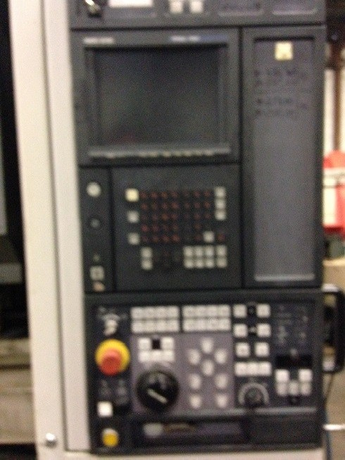 Обрабатывающий центр - вертикальный MORI SEIKI SV 400 фото на Industry-Pilot
