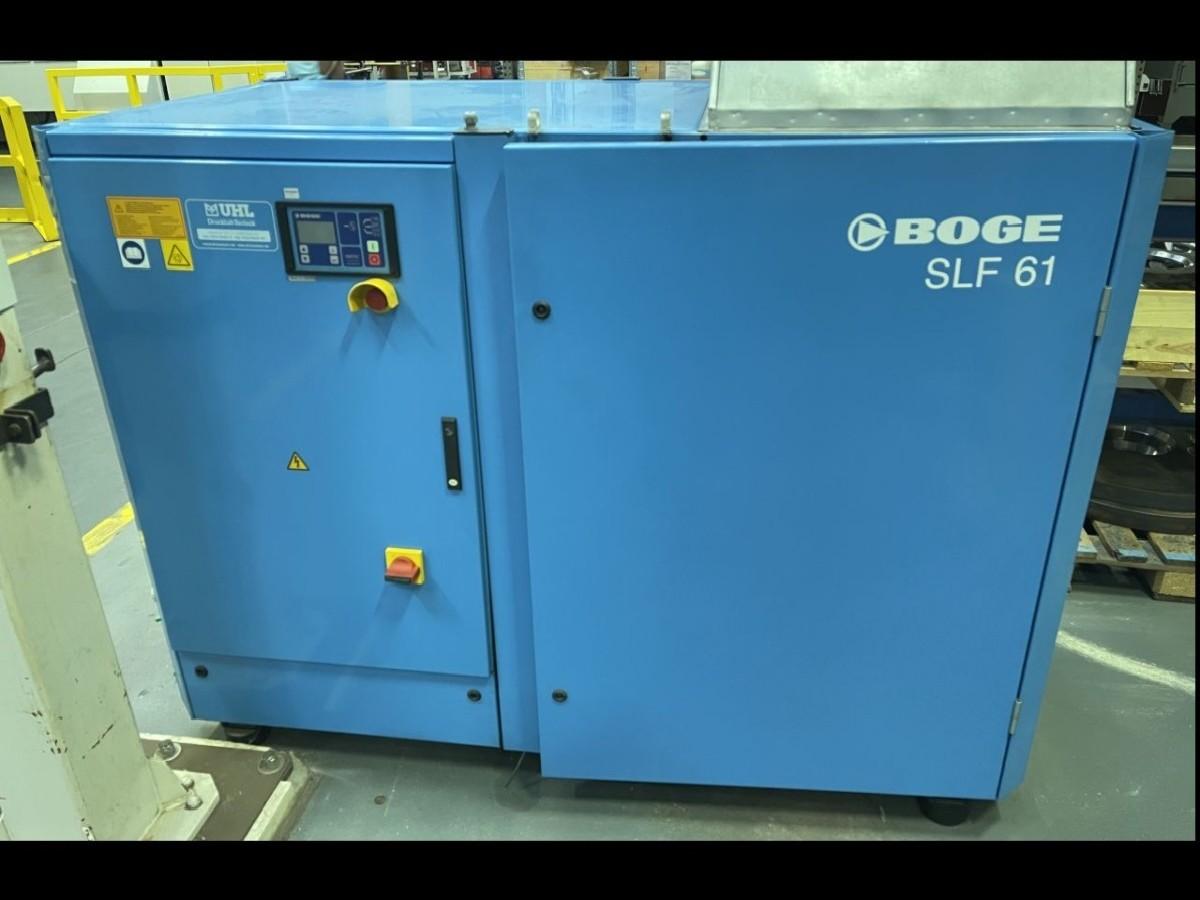 Компрессор BOGE SLF 61 фото на Industry-Pilot