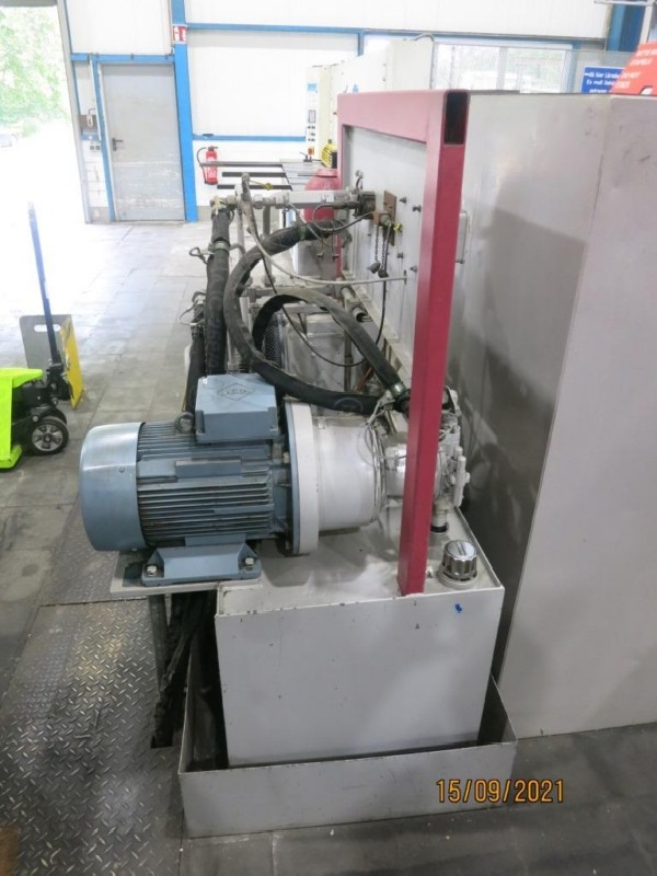Дисковая пила для холодной резки - вертик.  FRAMAG KKS 1250 фото на Industry-Pilot