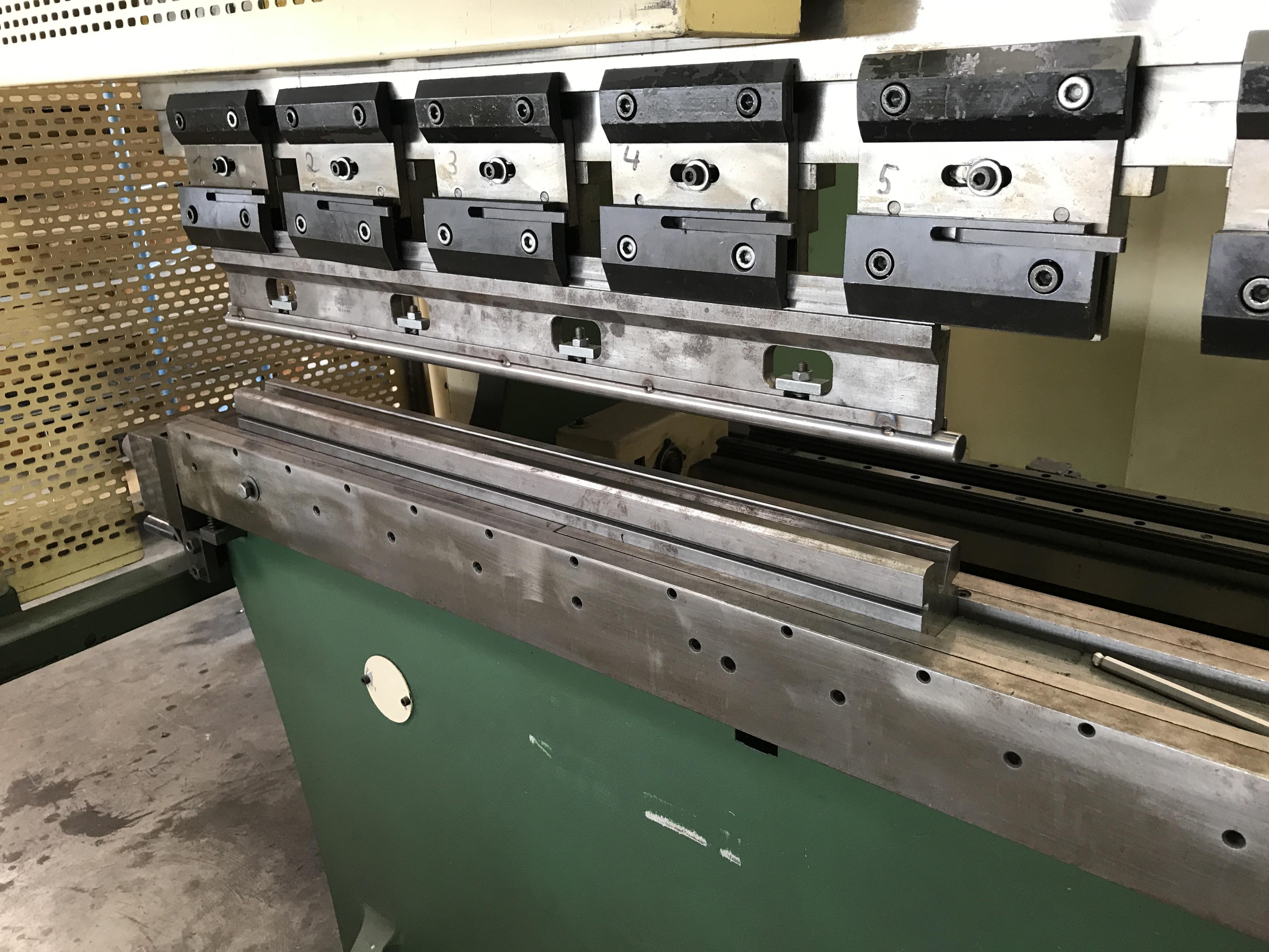 Листогибочный пресс - гидравлический HACO PRM 3011 фото на Industry-Pilot