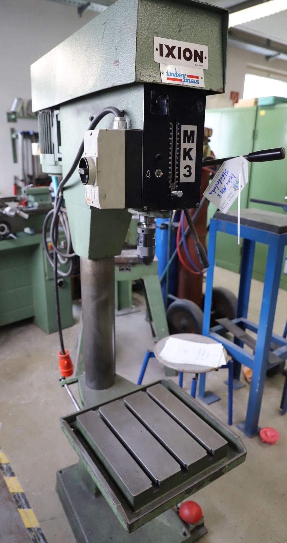 Сверлильный станок со стойками IXION BS  MK 3 фото на Industry-Pilot