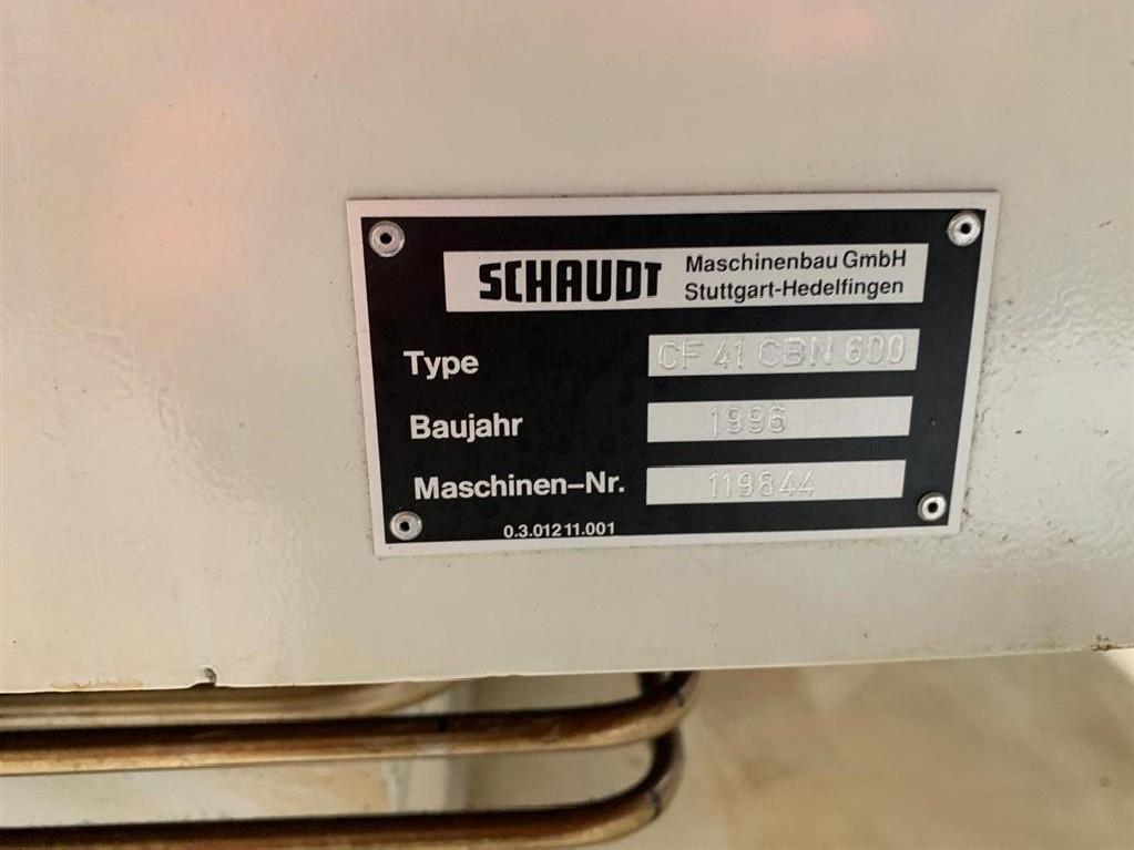 Станок для шлифования распределительных валов SCHAUDT CF41 CBN 600 фото на Industry-Pilot