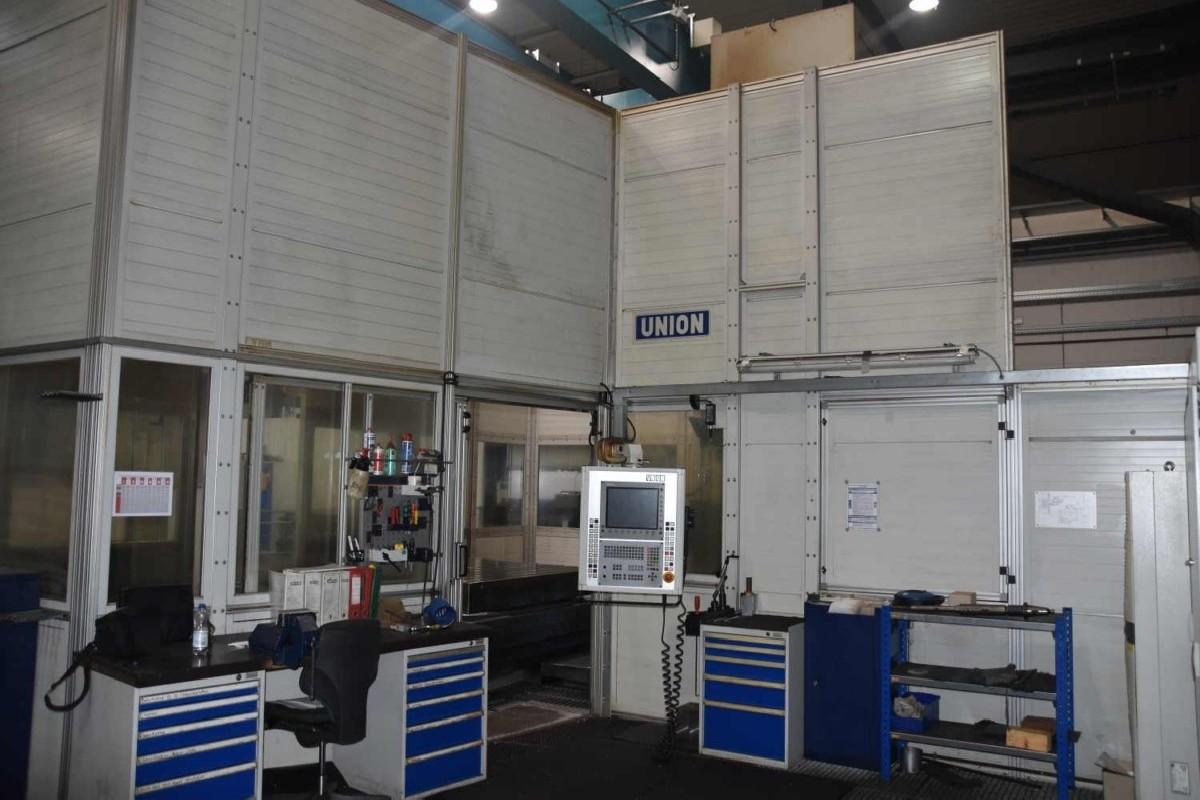 Горизонтально-расточной станок UNION KC 150 фото на Industry-Pilot