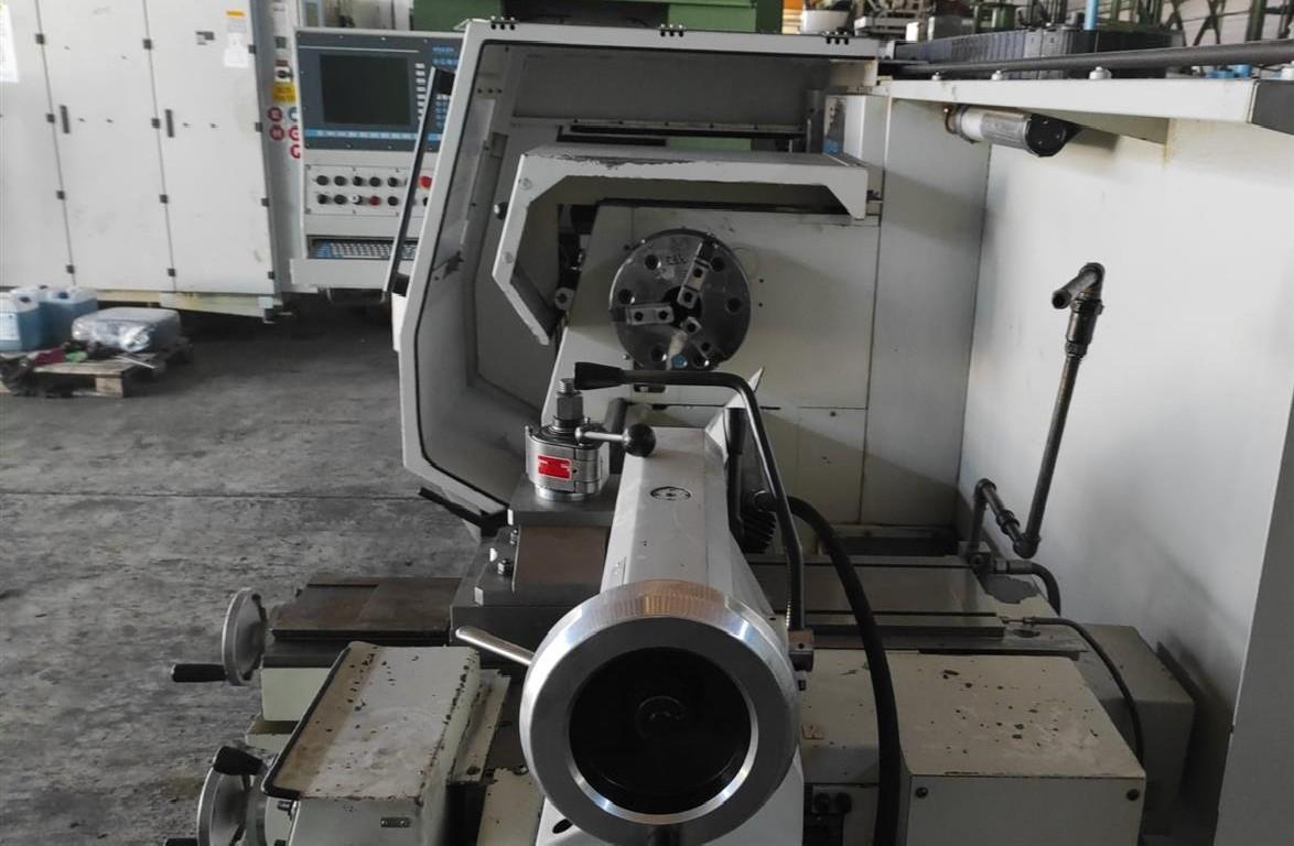Токарный станок с ЧПУ WEILER E50 фото на Industry-Pilot