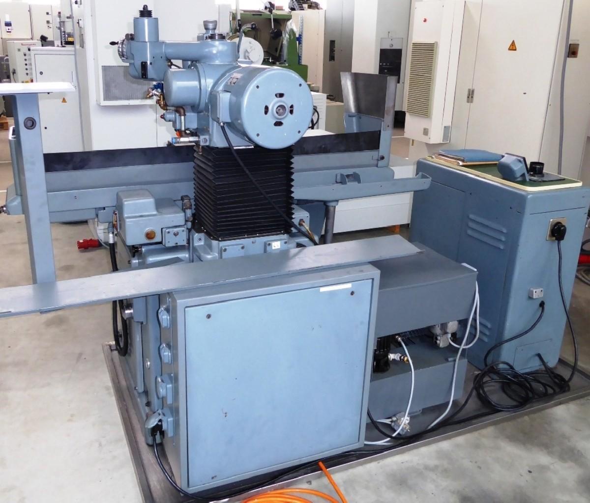 Плоскошлифовальный станок JUNG HF 50 RD фото на Industry-Pilot