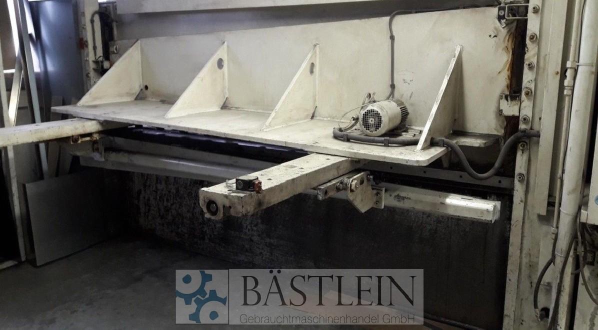 Гидравлические гильотинные ножницы EHT EcoCut 10-31 фото на Industry-Pilot