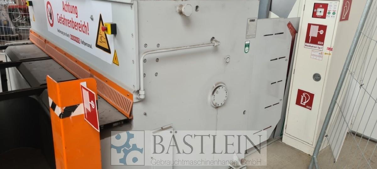 Гидравлические гильотинные ножницы ERMAK CNC HGS 3100x6 фото на Industry-Pilot