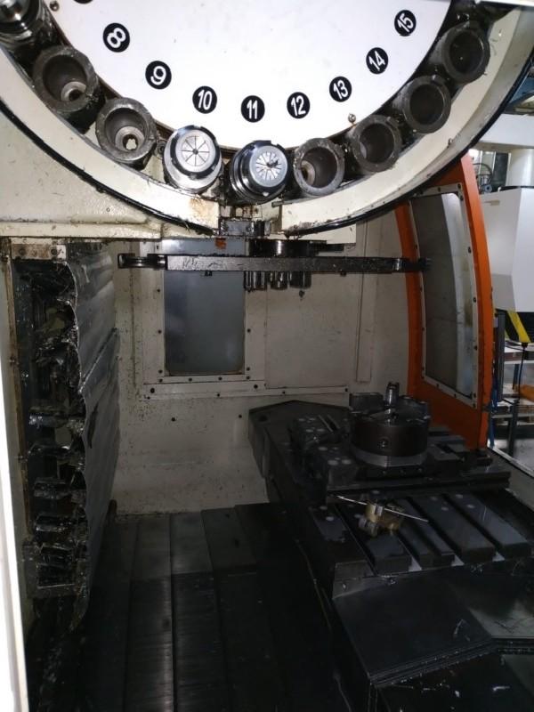 Обрабатывающий центр - вертикальный VICTOR VC 55 фото на Industry-Pilot