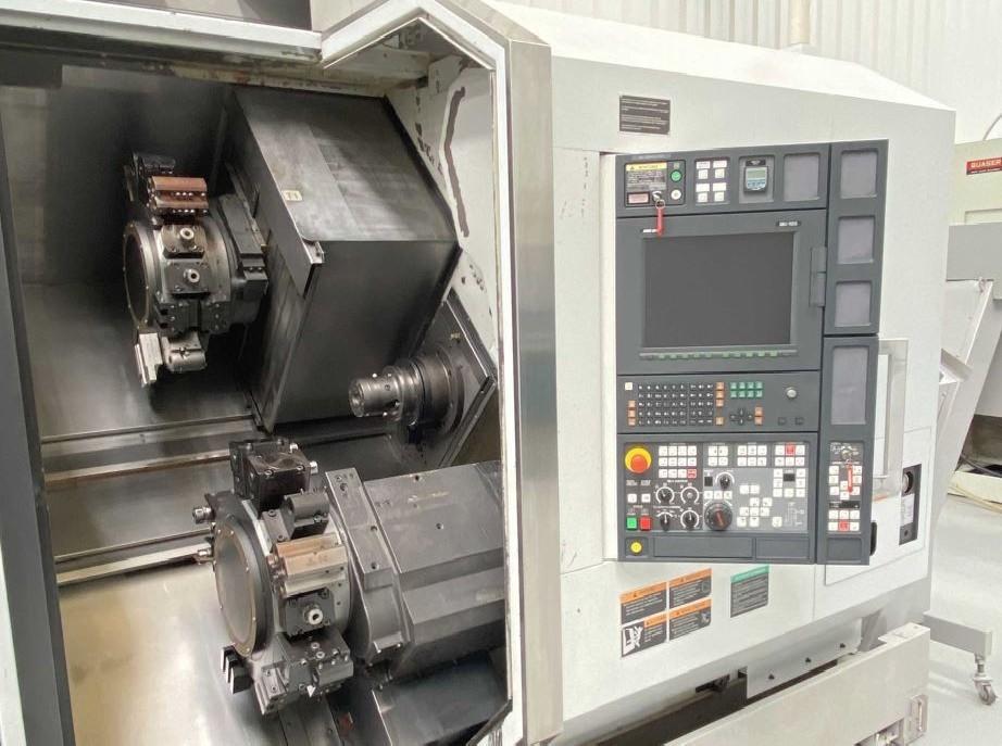 Токарно фрезерный станок с ЧПУ MORI-SEIKI NZ 1500 T2Y2 фото на Industry-Pilot