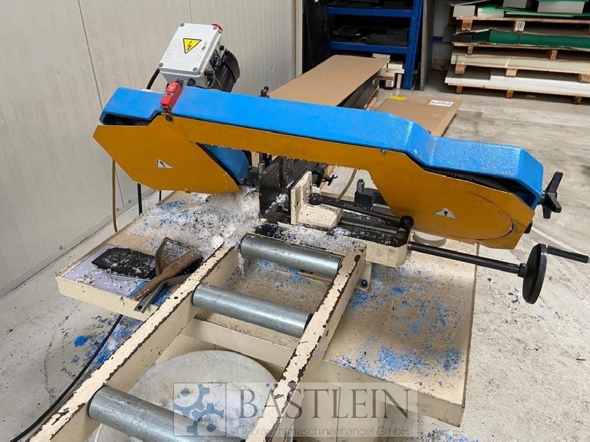 Ленточнопильный станок по металлу MEBA 230 G фото на Industry-Pilot