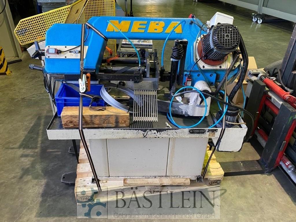 Ленточнопильный станок по металлу - Автом. MEBA 230 GA фото на Industry-Pilot