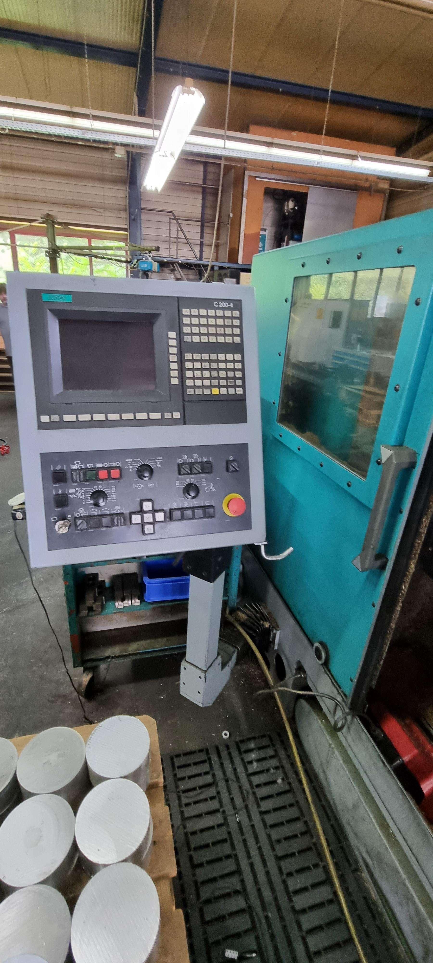 Токарный станок с ЧПУ INDEX GU 800 фото на Industry-Pilot