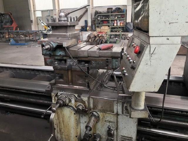 Тяжёлый токарный станок SKODA SUA 125P x 12 m фото на Industry-Pilot