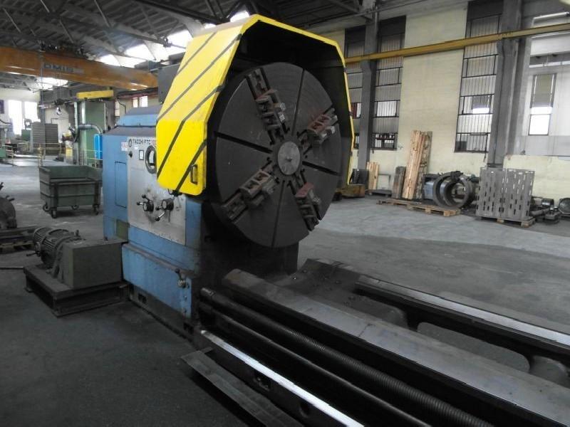 Тяжёлый токарный станок TACCHI FTC 100 x 16000 фото на Industry-Pilot