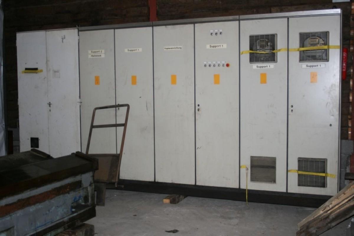 Тяжёлый токарный станок WALDRICH-SIEGEN 100 L - D III x 12000 фото на Industry-Pilot