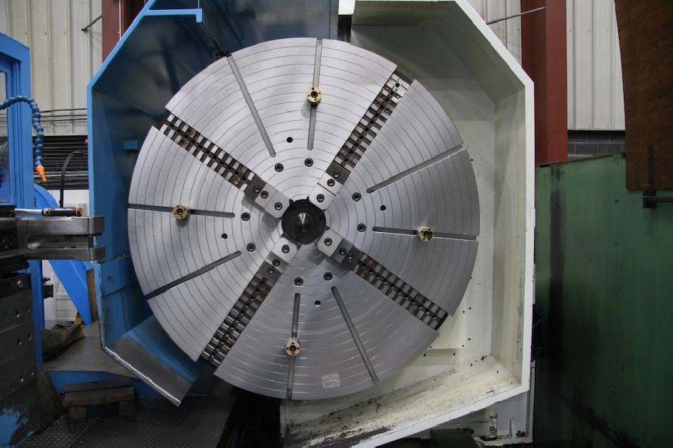 Тяжёлый токарный станок TACCHI DB 1400 x 7000 - 132 HS фото на Industry-Pilot