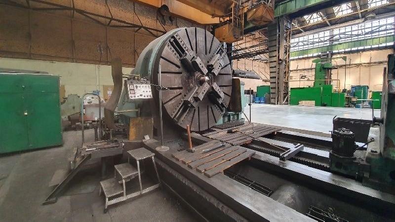 Тяжёлый токарный станок SKODA SIU 250 x 15000 фото на Industry-Pilot