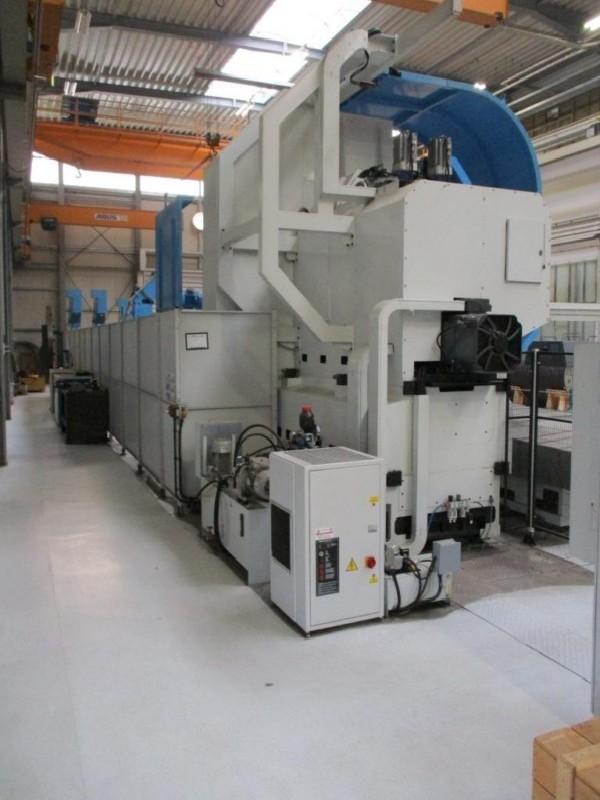 Тяжёлый токарный станок TACCHI DB 1900 x 10000 Series 132 фото на Industry-Pilot