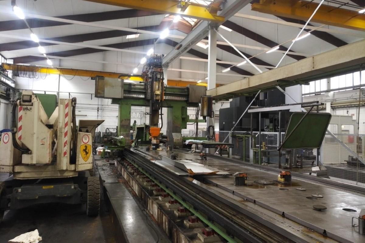 Портальный фрезерный станок HERMANN KOLB Kolb-Varimat G 1500 фото на Industry-Pilot