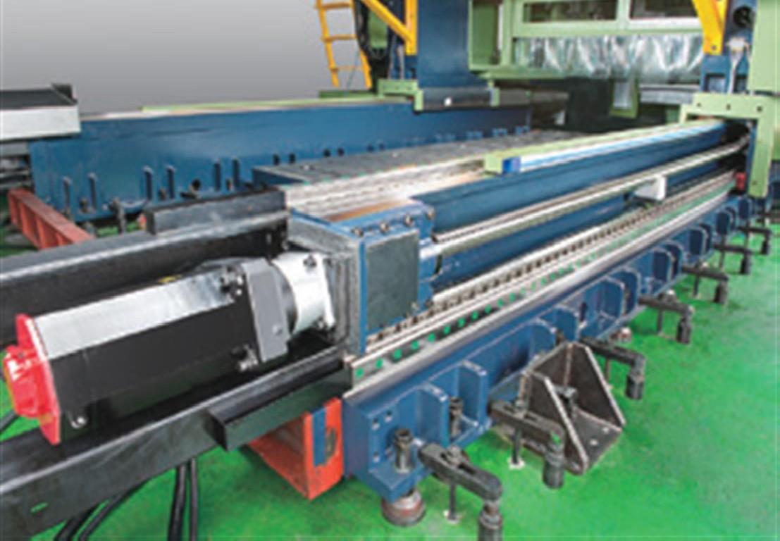 Портальный фрезерный станок KRAFT HDT-18|HDT-21|HDT-24 фото на Industry-Pilot