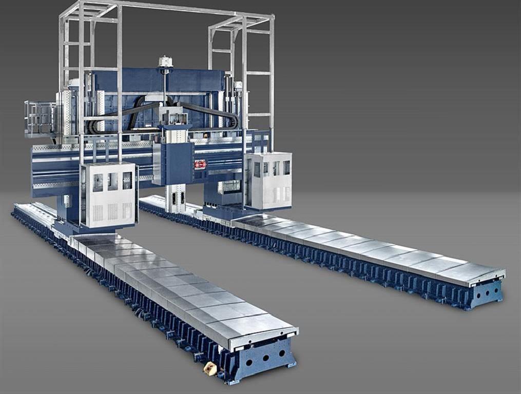 Портальный фрезерный станок KRAFT SD(W)-36 SD(W)-42 SD(W)-48 SD(W)-54 фото на Industry-Pilot