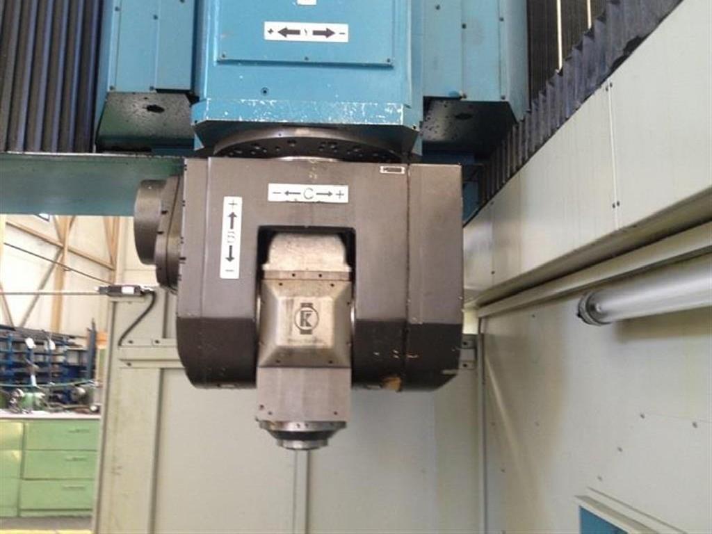 Портальный фрезерный станок CORREA PANTERA фото на Industry-Pilot