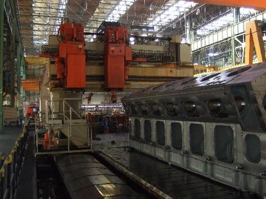 Портальный фрезерный станок INGERSOLL  фото на Industry-Pilot