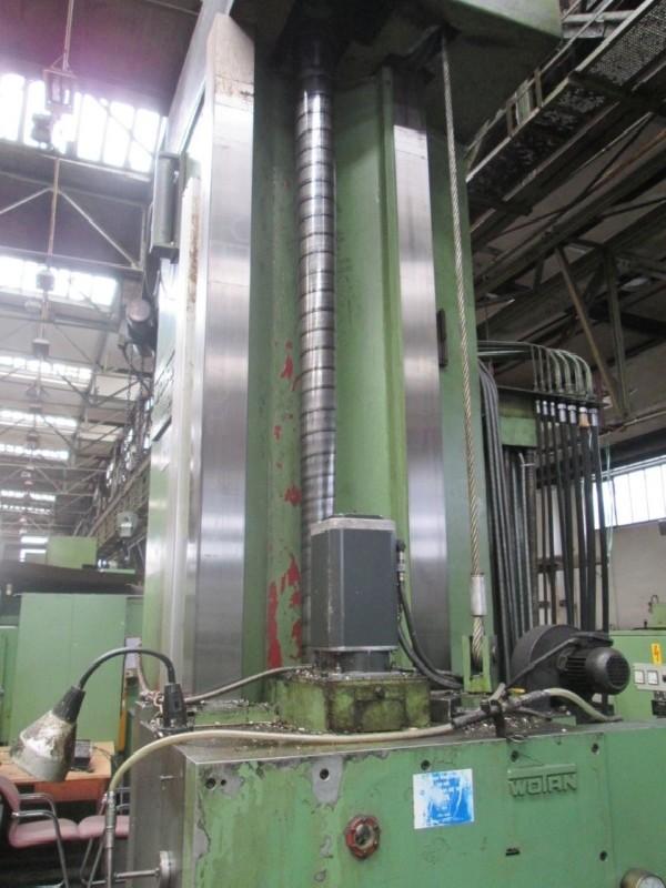 Горизонтально-расточной станок WOTAN Rapid 3 фото на Industry-Pilot