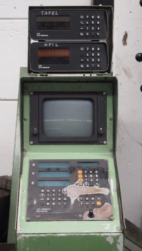 Горизонтально-расточной станок TOS WH 10 NC фото на Industry-Pilot