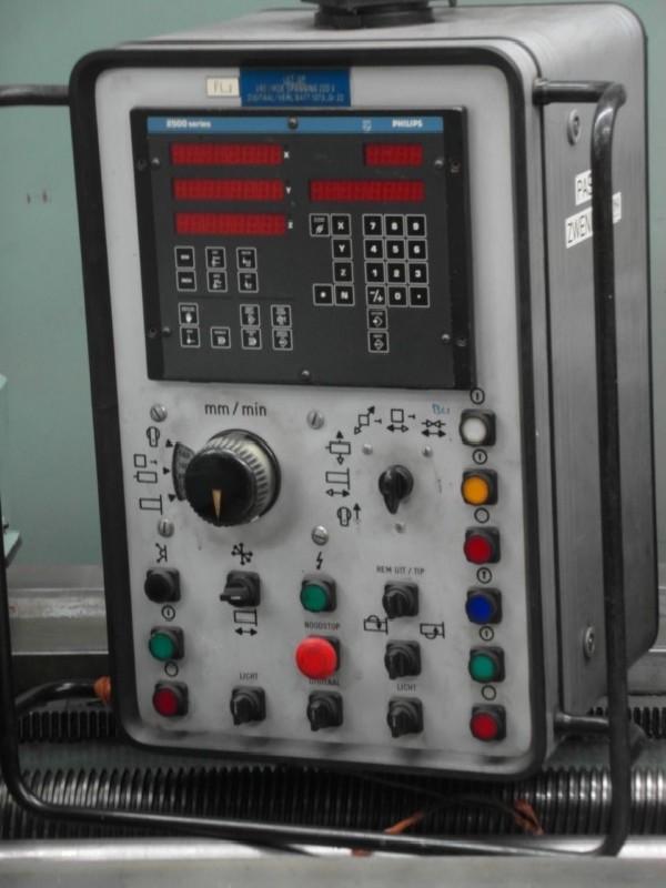 Горизонтально-расточной станок STANKO 2620B фото на Industry-Pilot