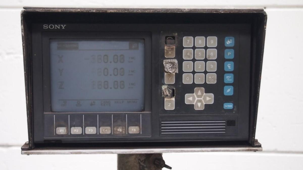 Горизонтально-расточной станок TOS W9A фото на Industry-Pilot