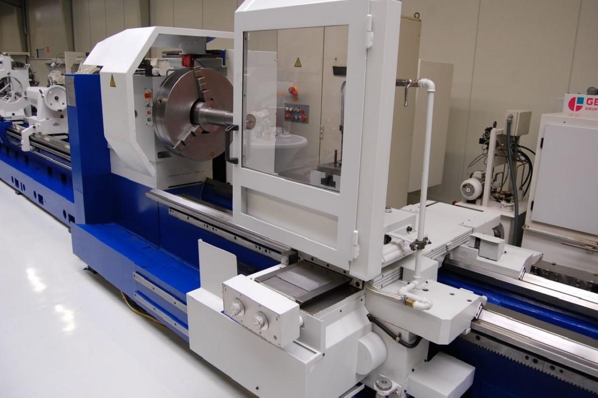 Токарный станок с ЧПУ POREBA TRP 110 MN фото на Industry-Pilot