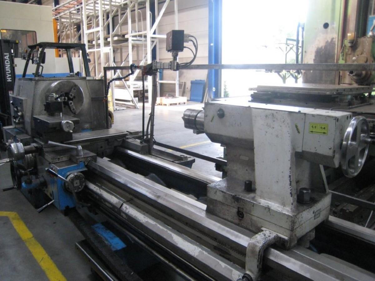 Токарный станок - контрол. цикл ZMM C13 фото на Industry-Pilot