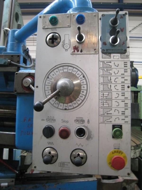 Карусельно-токарный станок одностоечный DÖRRIES SD 180 фото на Industry-Pilot