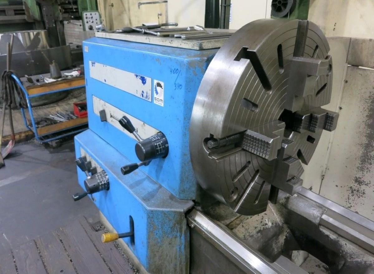 Токарно-винторезный станок BOEHRINGER DUE 800 фото на Industry-Pilot