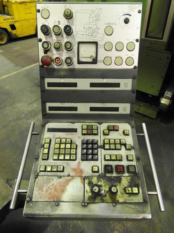 Обрабатывающий центр - универсальный MAHO MH-C 2000 фото на Industry-Pilot