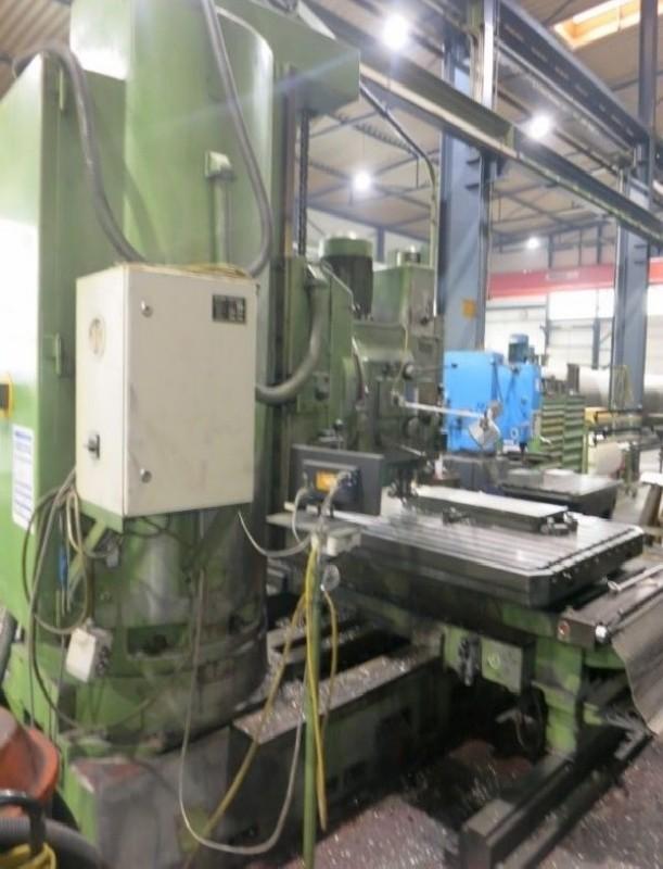 Обрабатывающий центр - универсальный BOHNER & KÖHLE F 30 фото на Industry-Pilot