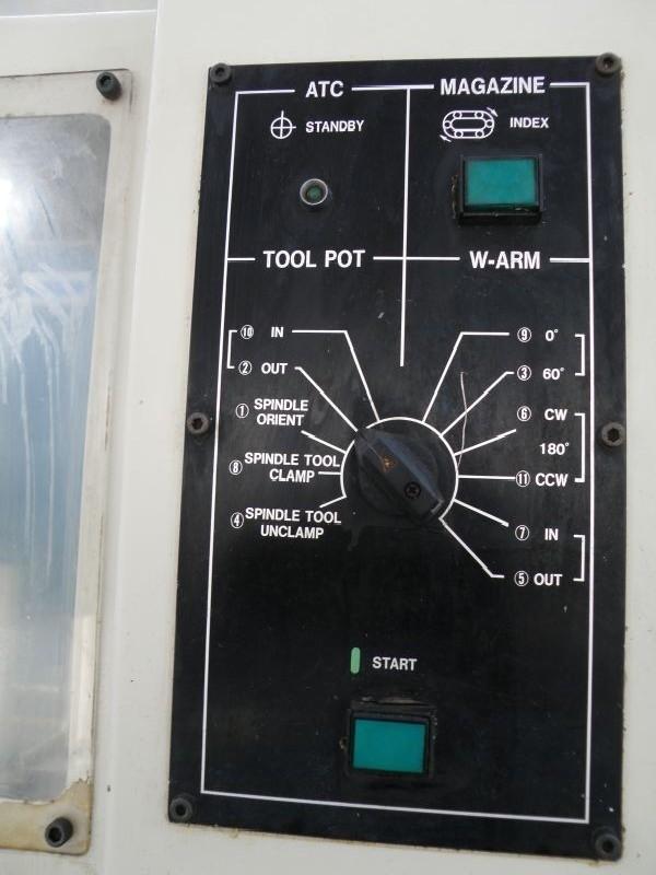 Обрабатывающий центр - вертикальный KAFO VMC 950 фото на Industry-Pilot