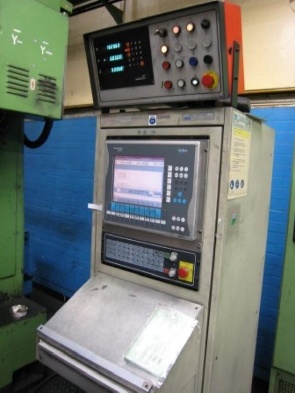 Продольно-фрезерный станок - вертик. HEYLIGENSTAEDT FKSA 125 фото на Industry-Pilot