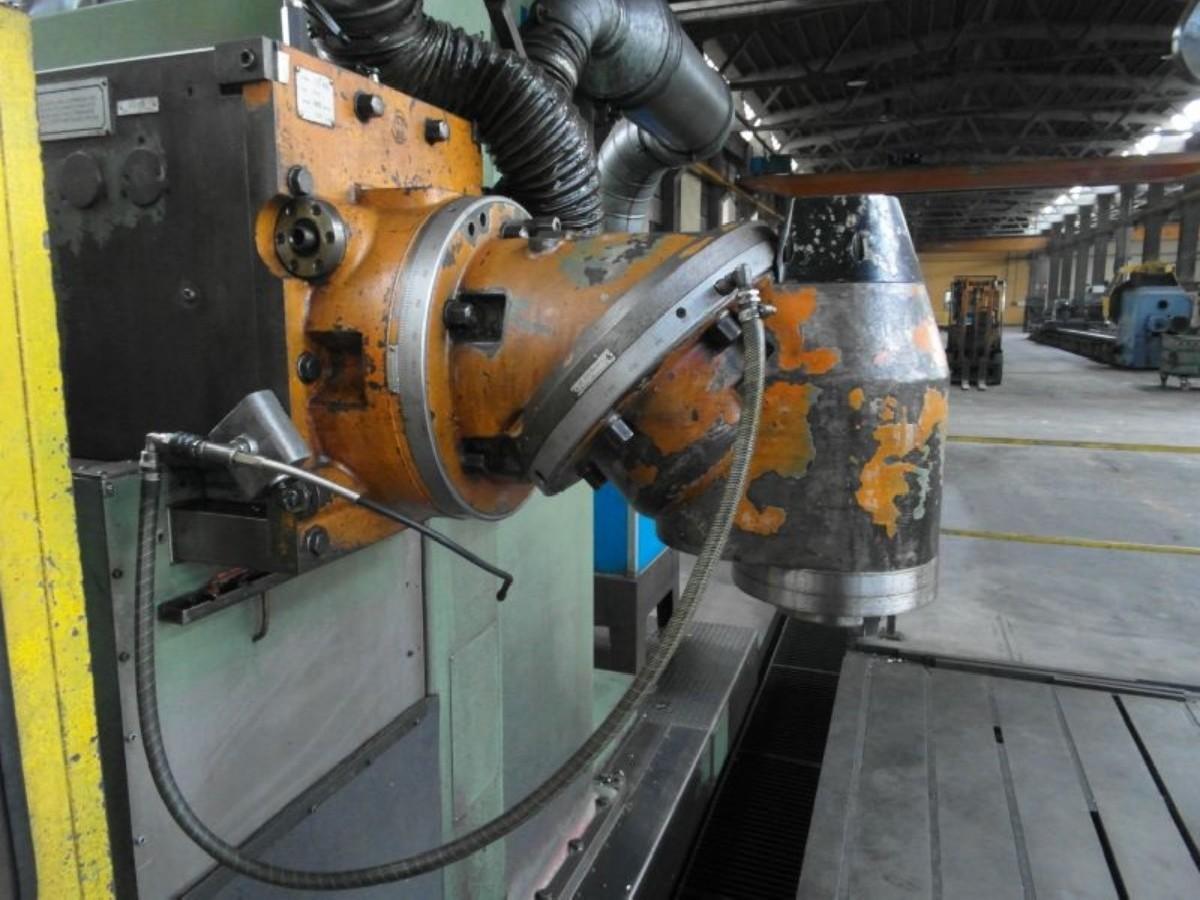 Фрезерный станок с подвижной стойкой COLGAR FRAL30 фото на Industry-Pilot