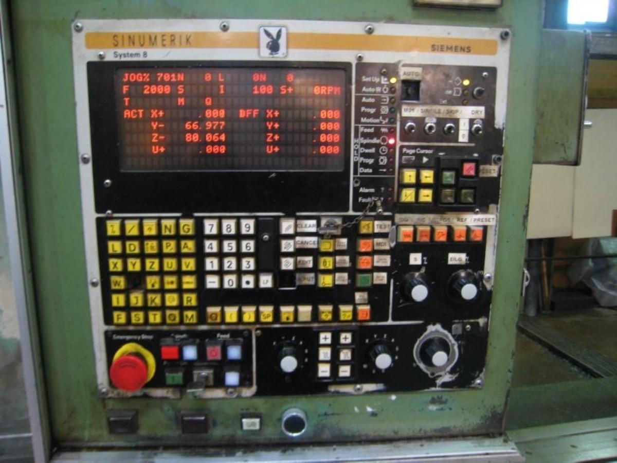Фрезерный станок с подвижной стойкой BUTLER-NEWALL HENC / 8000 фото на Industry-Pilot