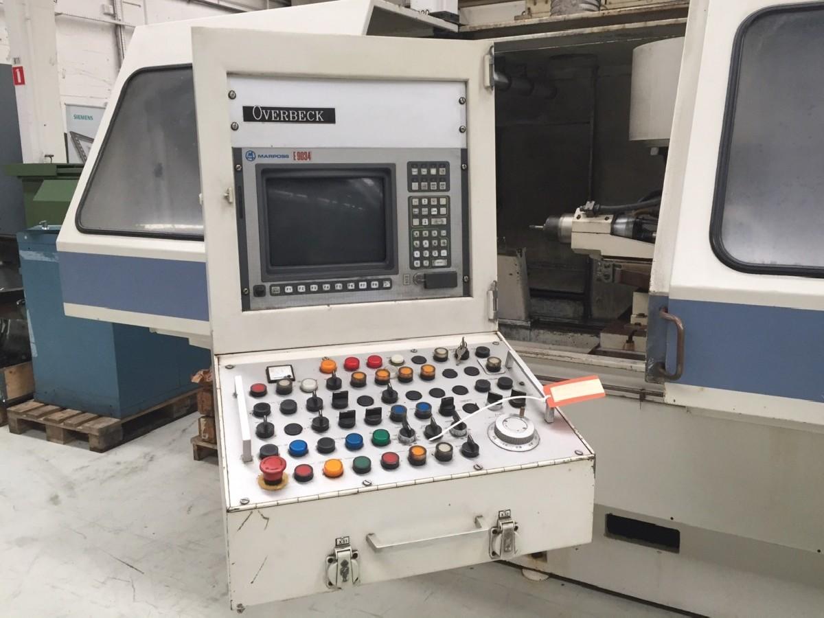 Внутришлифовальный станок OVERBECK 6101 CNC фото на Industry-Pilot